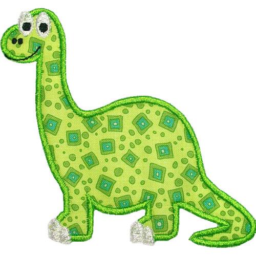 dino dinosaur applique Quotes