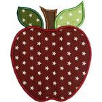 Apple Whole Applique Design
