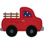 Truck Applique Design