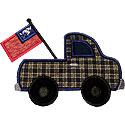 Truck Flag Applique Design