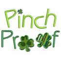 Pinch Proof Applique Design