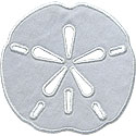 Sand Dollar Applique Design
