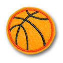 Basketball Feltie Design