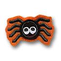 Spider Feltie Applique Design