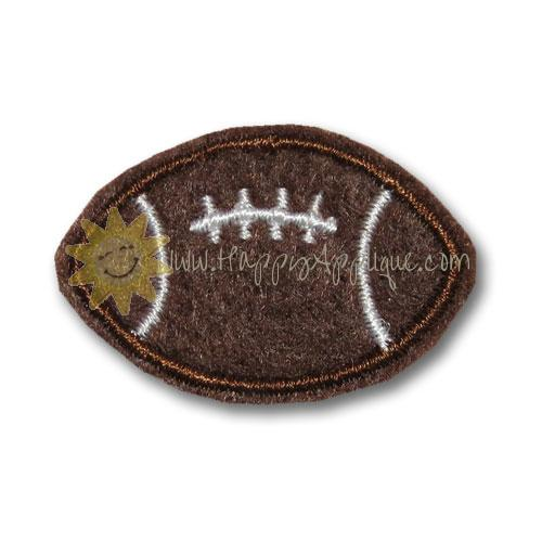 Football Feltie Design